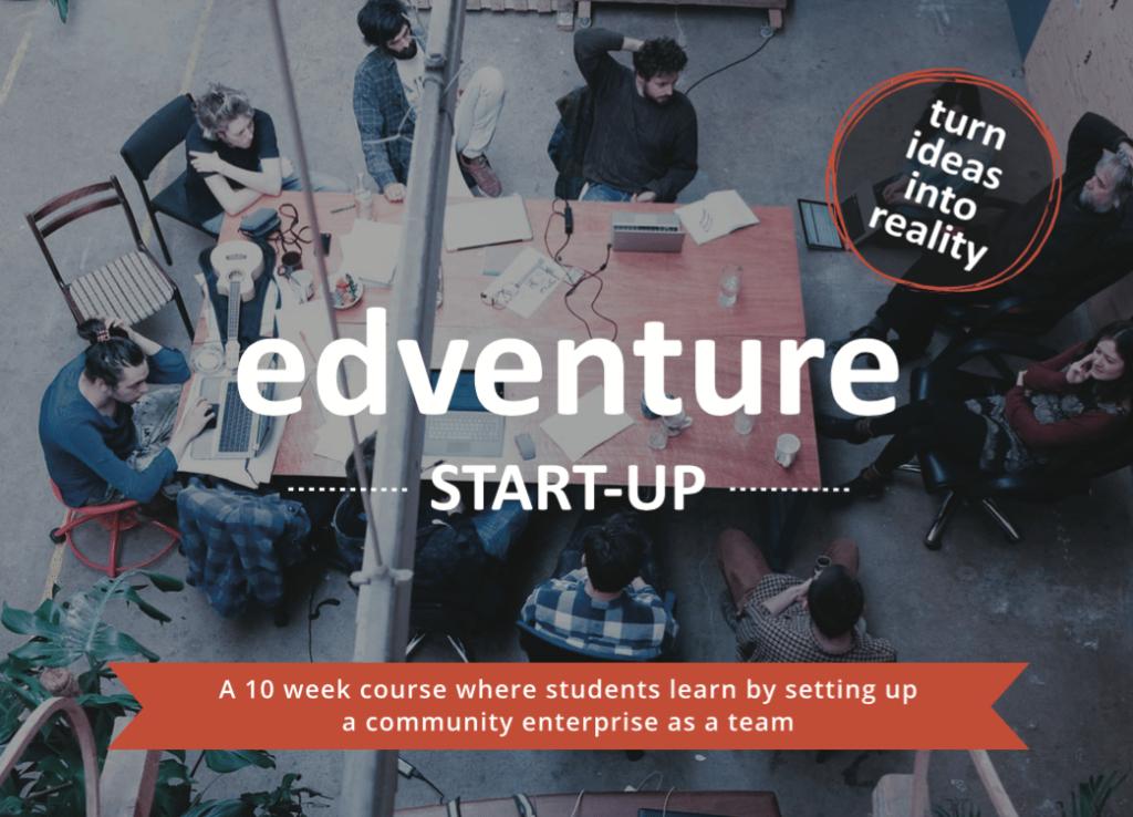 edventure start-up course