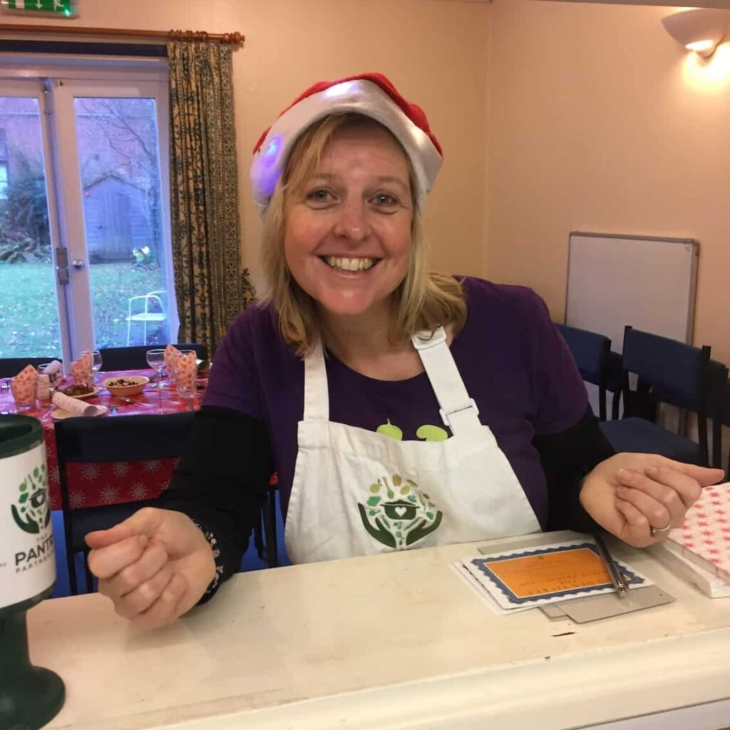 Fiona Ollerhead Pantry Partnership
